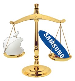 Apple bat Samsung pour cette fois