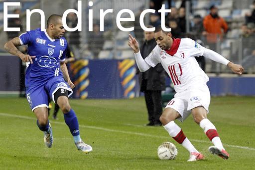 Match Bastia Lille en direct
