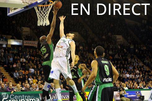 Match Basket Pro A: CSP Limoges ASVEL Lyon-Villeurbanne en direct
