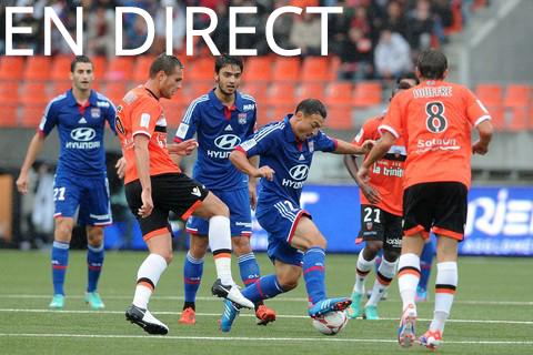 FC Lorient - Olympique Lyon