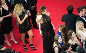 Nabilla à Cannes