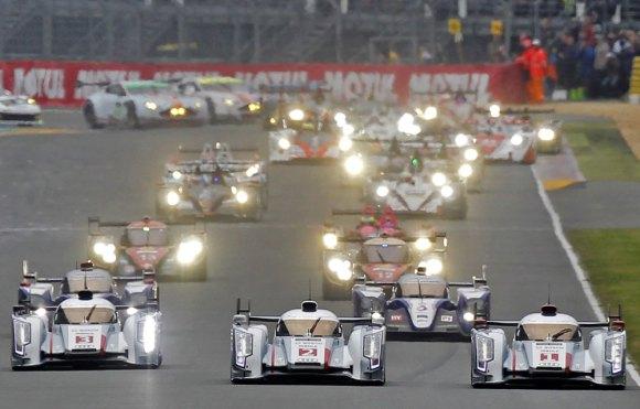 Regarder 24 Heures du Mans 2014 en direct Tv