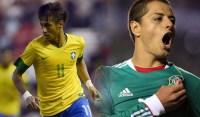 Retransmission du match Brésil Vs Mexique en direct Tv et streaming sur Internet