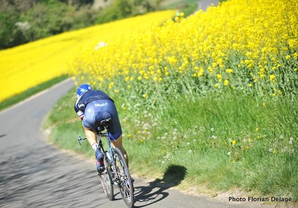 Course Elite Hommes Championnats de France de Cyclisme
