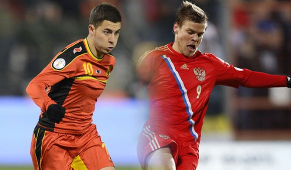 Match Belgique Russie en direct tv et streaming sur Internet