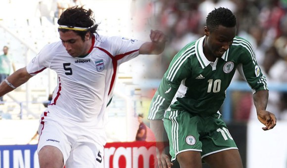Match Iran Nigeria en direct Tv et streaming sur Internet