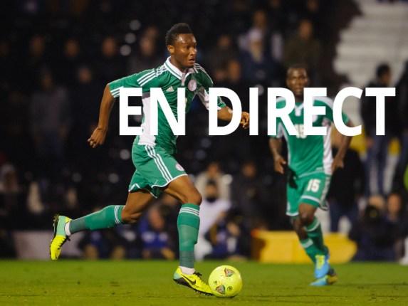 Match Iran Nigeria en direct Tv et streaming sur Internet