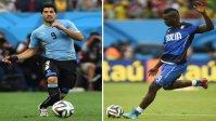 Match Italie Uruguay en direct tv et streaming sur Internet