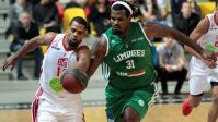 Match SIG Strasbourg - CSP Limoges en direct Tv et Streaming sur Internet