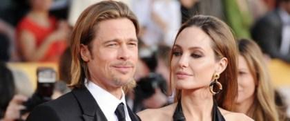 Angelina traite Brad Pitt de menteur