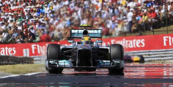 F1 Hongrie