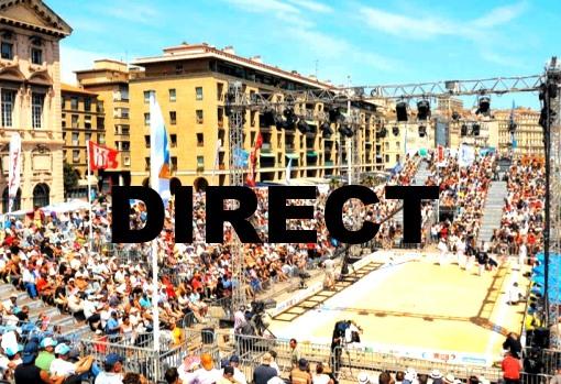 Finale Mondial Petanque La Marseillaise 2014 Direct TV Video