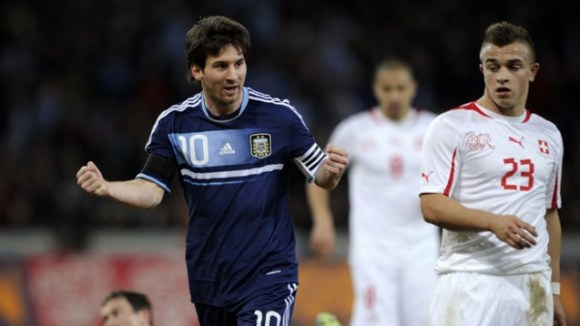 Match Argentine Suisse en direct tv et streaming sur Internet