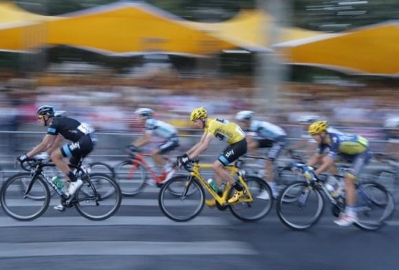 Présentation des équipes du Tour de France 2014