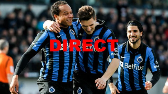 Club Bruges Torino 2014 match en direct TV et Streaming vidéo Europa League
