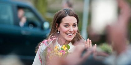 Kate Middleton est enceinte