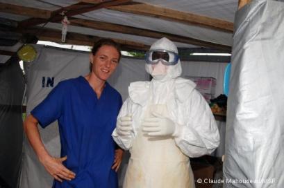 La lutte contre le virus Ebola