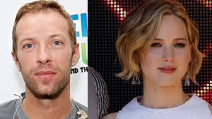 Chris Martin et Jennifer Lawrence