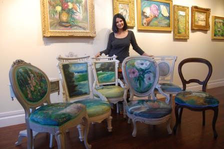 Concetta Antico est une artiste