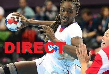 France-Danemark-Handball-Feminin