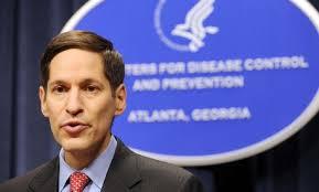 Le Dr Tom Frieden du Centre américain de contrôle et de prévention des maladies (CDC)