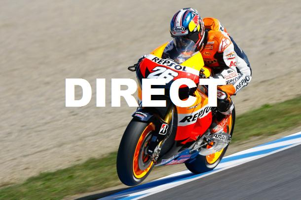 Retransmission qualifications GP Japon MotoGP 2014 en direct et grille départ Motegi en streaming