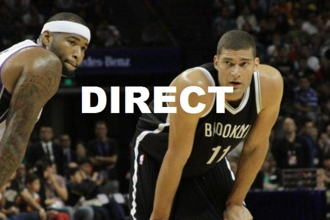 Voir NBA Global Games 2014 en direct et match Sacramento Kings Brooklyn Nets en streaming