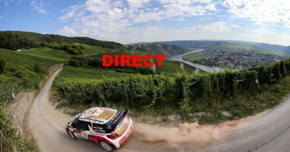 Voir le Rallye de France WRC en Streaming Video et course Alsace en direct live