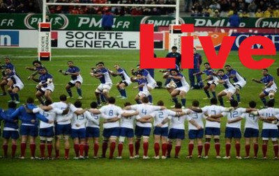 France Fidji Test Match Streaming Direct TV Internet