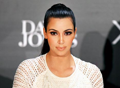 KIm Kardashian va se rende en Inde