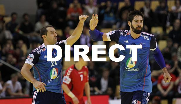 Regarder Euro Hand 2016 en direct live + retransmission Match France Suisse 2014 en vidéo streaming