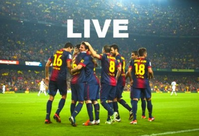 Match FC Barcelone Real Madrid Streaming Video Buts Barca Real Clasico