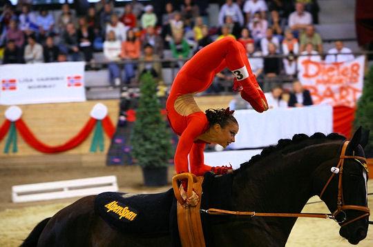 L'équitation et les Championnats d'Europe