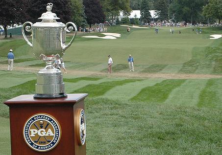 Les Vainqueurs du PGA Championship de golf