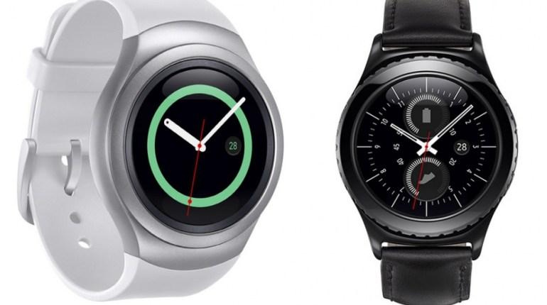 La Samsung Gear S2 la nouvelle montre connectée de Samsung