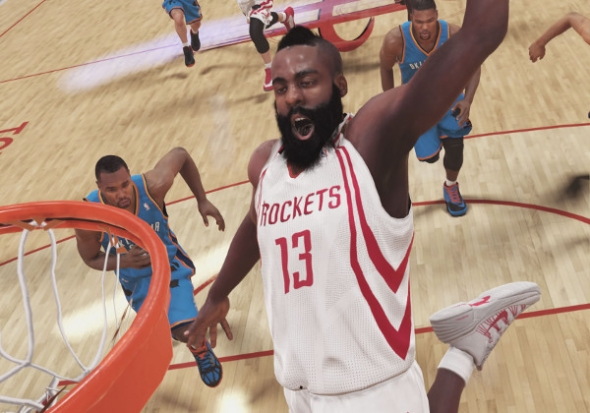Que choisir entre NBA 2K16 de 2K Sports et NBA Live 16 d'Electronic Arts