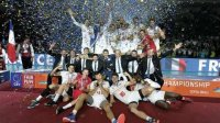 Retour sur la France championne d'Europe de volley-ball en 2015