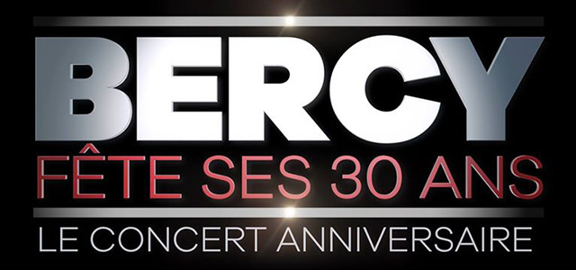 Bercy fête ses 30 ans avec le concert anniversaire en direct sur TF1 ce 4 décembre