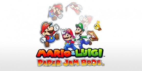 La série des Paper Mario et l'arrivée de Mario & Luigi Paper Jam Bros
