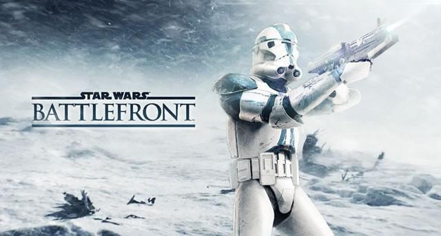 Star Wars Battlefront est le renouveau de la série Star Wars sur consoles