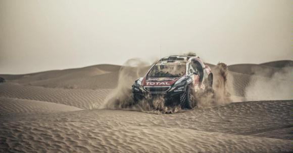 Le Rallye Raid Dakar 2016 et l'historique participation de Sheldon Creed