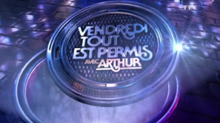 Vendredi tout est permis avec Arthur ce 15 janvier sur TF1