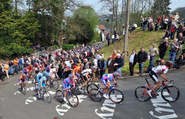 La Flèche Wallonne de cyclisme se démarque avant Liège Bastogne Liège