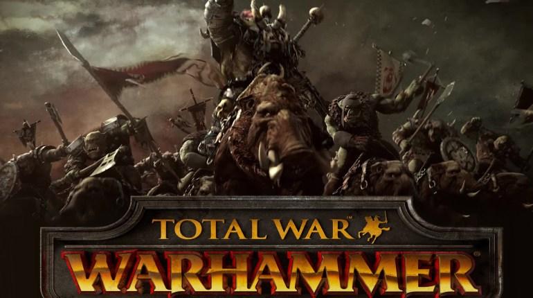 La série Total War accueille son nouvel opus avec Total War : Warhammer
