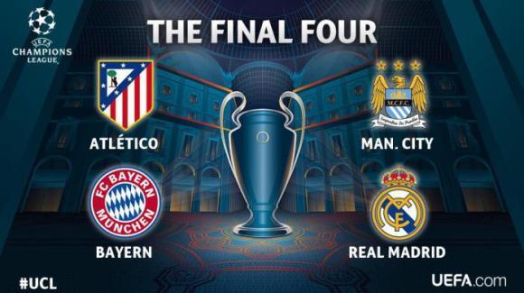 Le FC Barcelone vaincu, la Ligue des Champions conserve le Bayern Munich et le Real Madrid