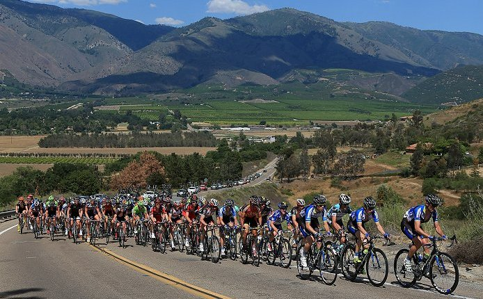 Le Tour de Californie et le Tour de Norvège offrent de beaux paysages avant le Tour de France