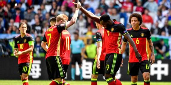 Voir le match Suède Belgique ce 22 juin en direct sur M6