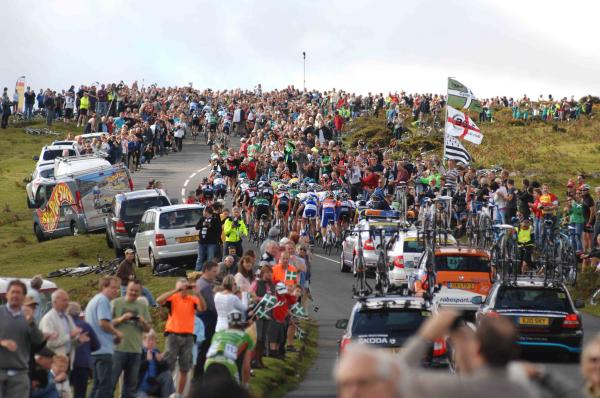 Le Tour de Grande-Bretagne à voir en vidéo avec le classement d'étape