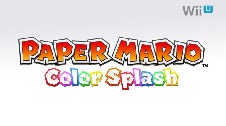 Test Paper Mario : Color Splash, Une dernière aventure sur la Nintendo Wii U