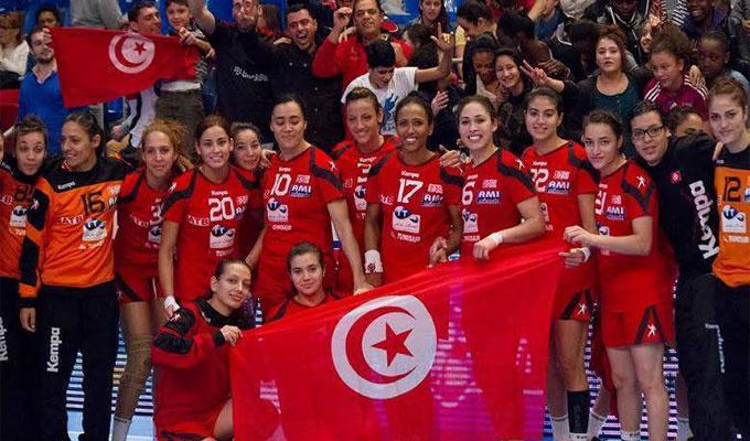 La Coupe d'Afrique des Nations de handball féminin : Résultats Tunisie, résumé vidéo, scores